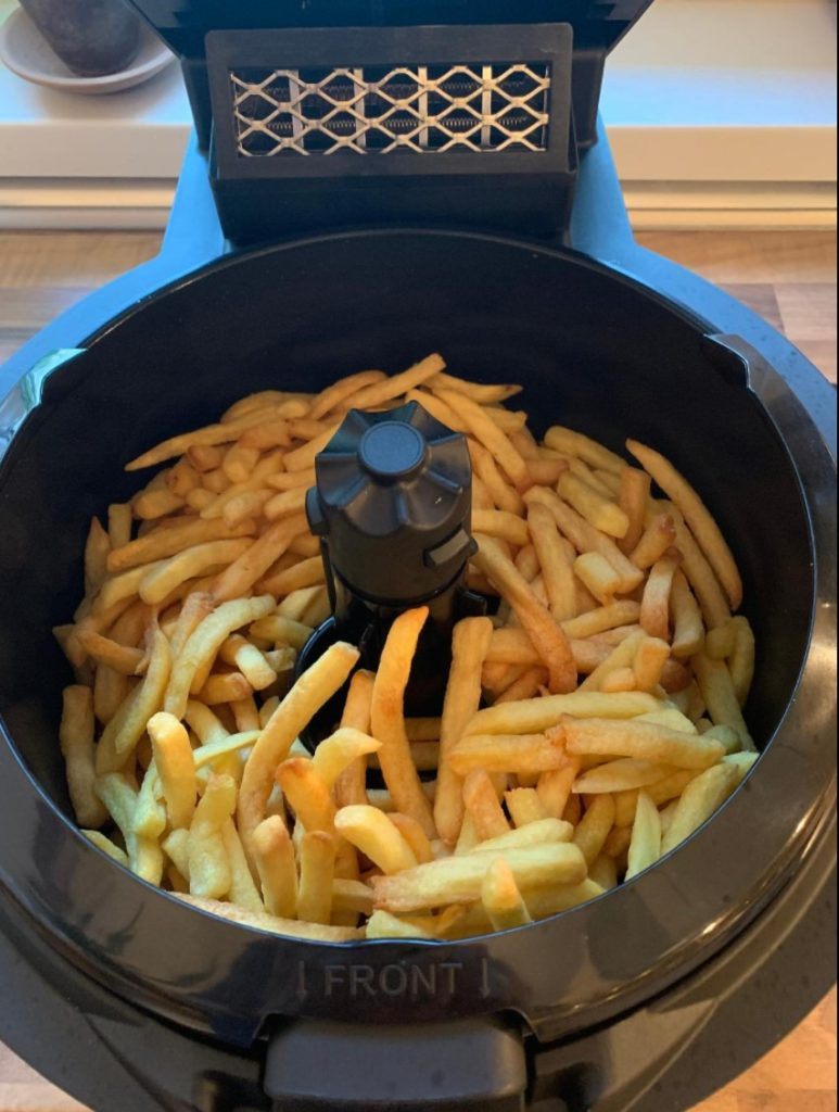 tefal actifry frittieren